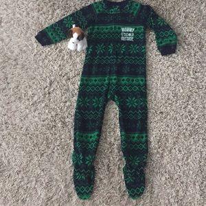 Little Boys The Children's Place Footsie Pajamas